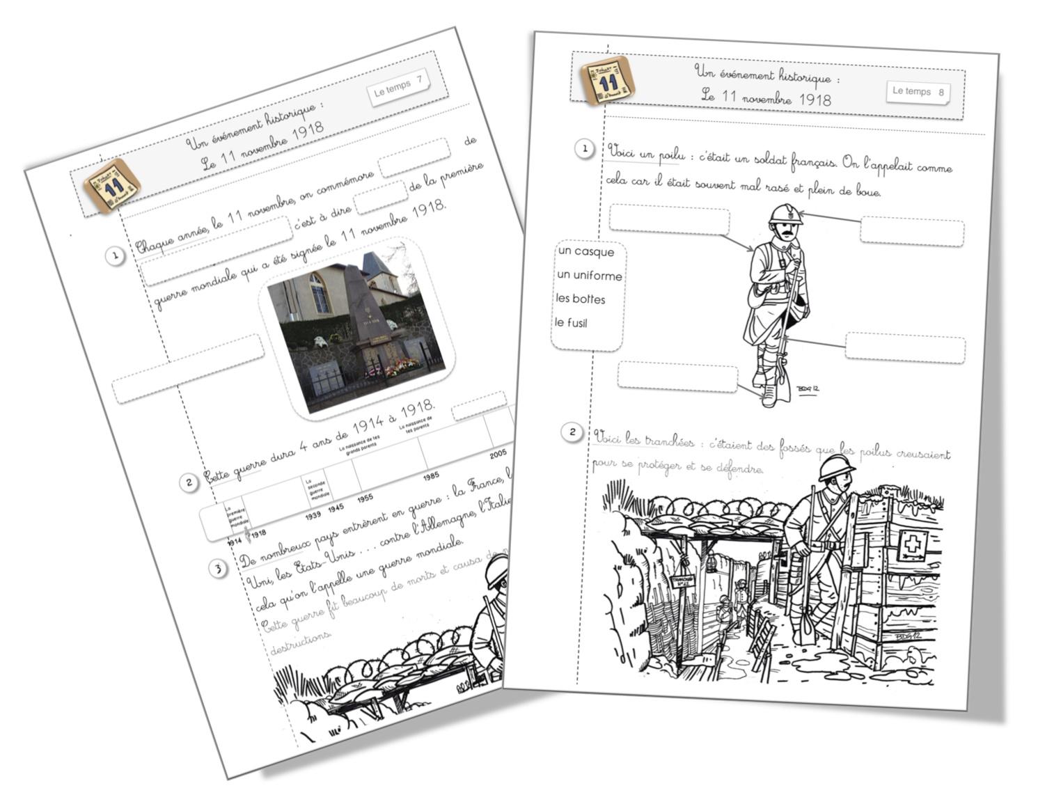 d couverte du monde le 11 novembre 1918 bout de gomme. Black Bedroom Furniture Sets. Home Design Ideas